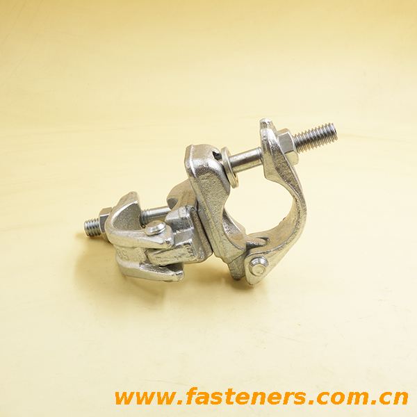 Bs1139 En74 Drop Forged Scaffolding Double Coupler Bs Swivel Coupler