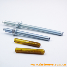 Chemical Anchor Bolt Through Bolt Chemical Anchor Bolt DIN Standard
