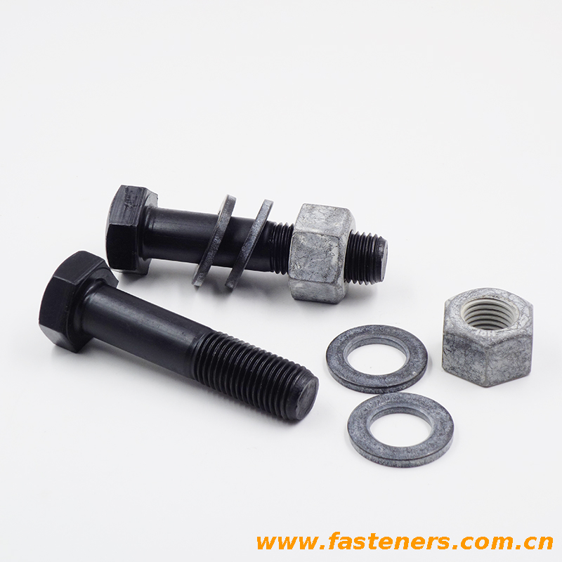 GB/T1228 High Strength Bolts with Large Hexagon Head for Steel Structures
