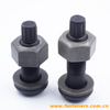 GB/T3632 Sets Of Torshear Type High Strength Bolt Hexagon Nuts And Plain Washer For Steel Structures