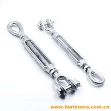Marine Swivel US Type Jaw and Eye Drop Forged Steel Turnbuckle