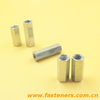 DIN6334 Hexagon coupling nuts Galvanizing carbon steel